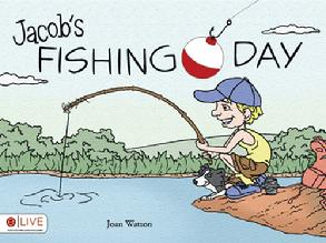 Jacob's Fishing Day, Joan Watson children's book